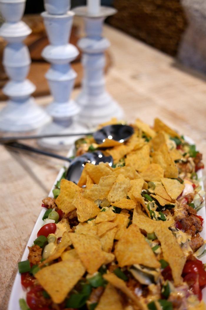 texmex salaatti