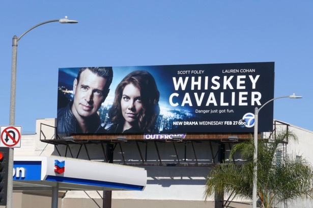 Whiskey Chavalier series premiere billboard