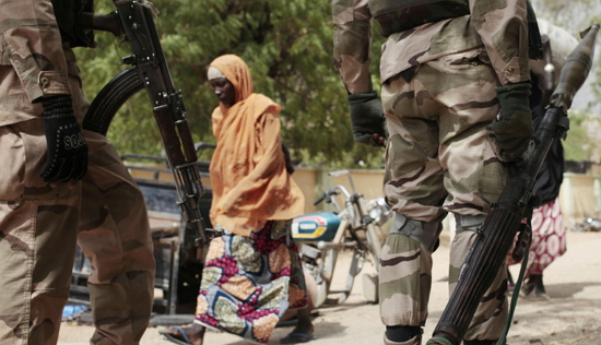 boko haram returns borno village