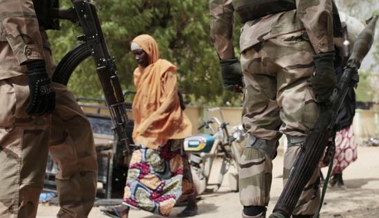 boko haram returns borno village
