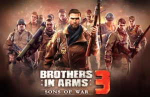 Download Brothers In Arms 3 v1.4.3 Mod Apk Data Terbaru 2016