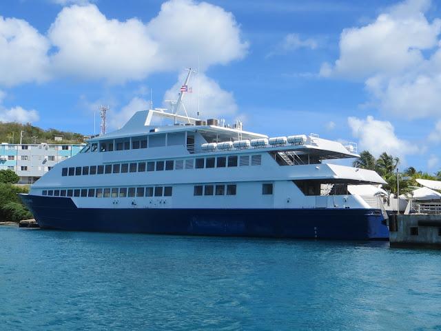 como llegar a la isla Culebra ferry