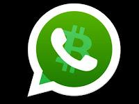 Jangan Kirim Bitcoin Pakai WhatsApp