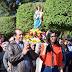 Fiesta popular en Buena Vista en el día de María Auxiliadora Santa Patrona de la Comunidad