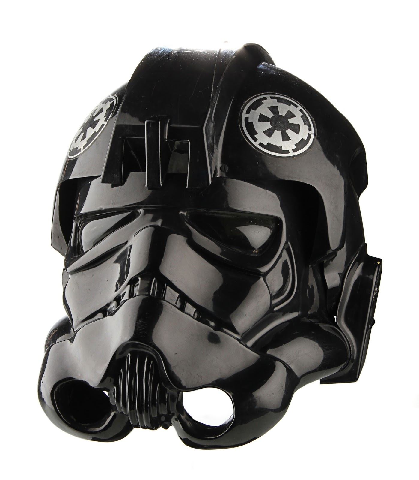 94e208e18017e Star Wars TIE Fighter Pilot Helmet - The Prop Store Ultimate Movie  Collectables Auction