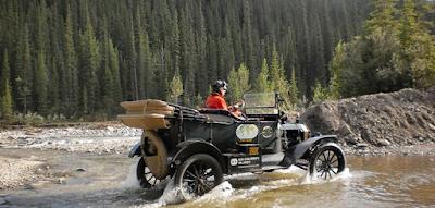 Ο Γύρος του Κόσμου με ένα Ford Model T