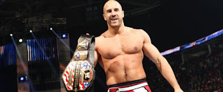 Cesaro when he was US Champ