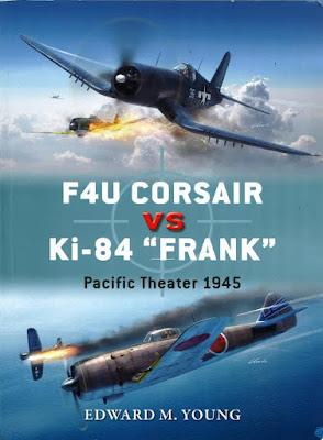 F4U Corsair vs Ki-84 Frank