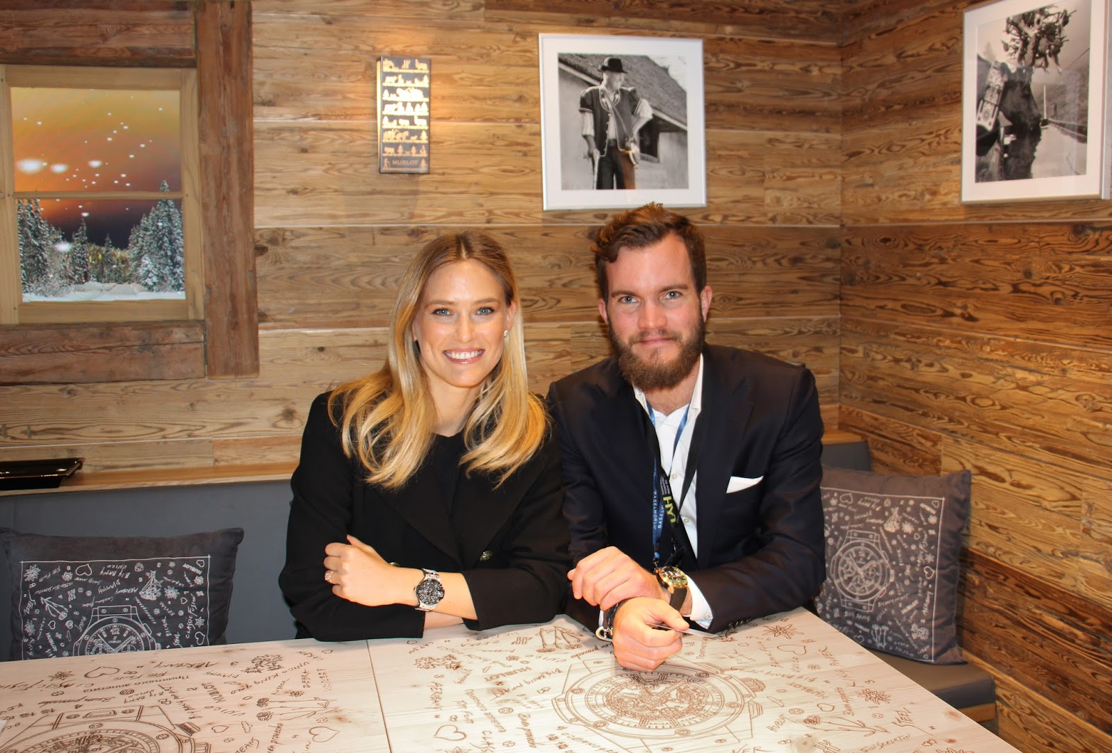 bar refaeli baselworld