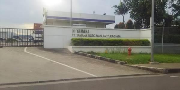 Hasil gambar untuk pt yamaha musik manufacturing asia
