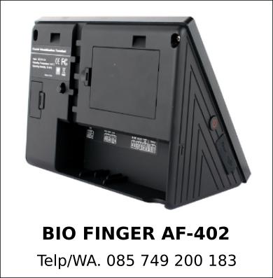 Jual Grosir Bio Finger AF-402 Murah