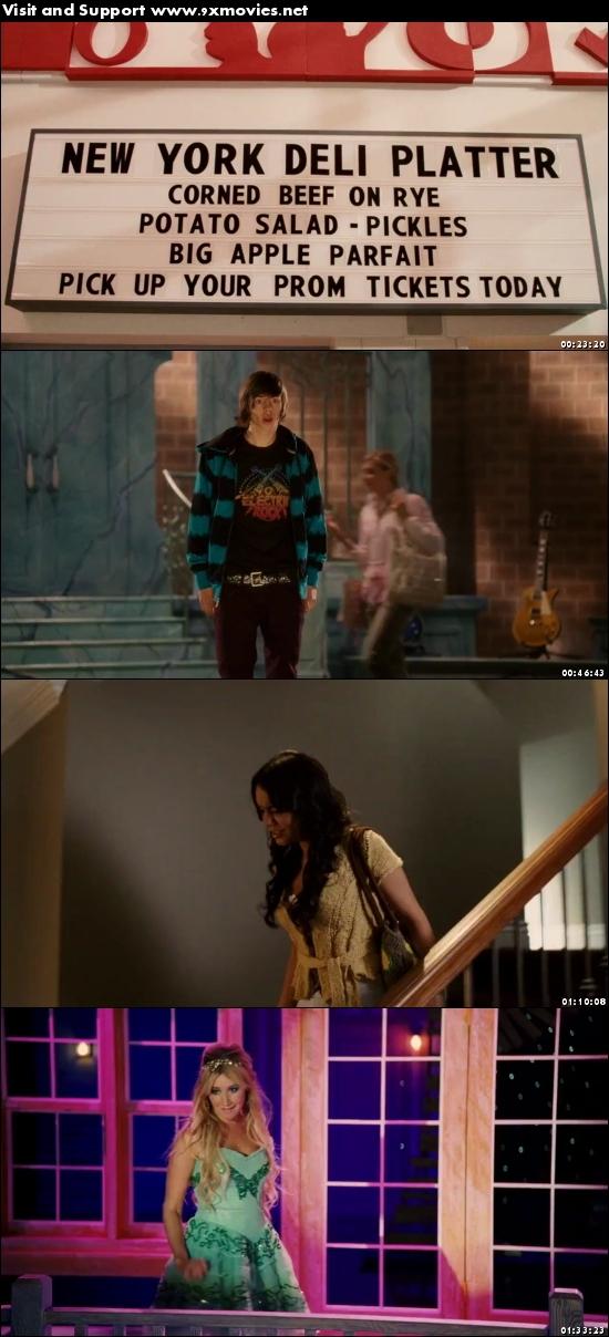 High School Musical 3 (2008) Dual Audio Hindi 480p BluRay