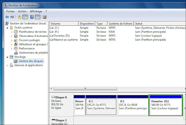 ويندوزWindows10: كيفية الوصول إلى إدارة الأقراص (مدير الأقراص)
