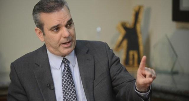 Abinader dice que se demandan cambios radicales para mejorar calidad de vida del pueblo