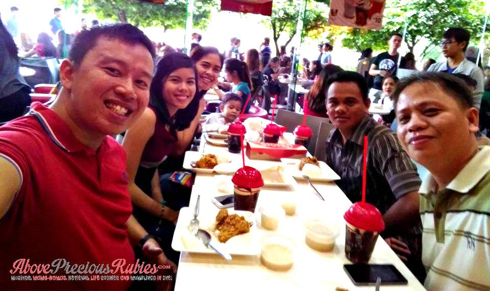 Saturday Fun: SM Mall of Asia - Above Precious rubies