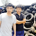 Two Chinese Nationals Arrested By SON With Over  N5bn Worth Of Fake Tyres