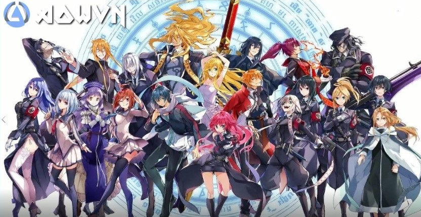 5 - [ Anime 3gp Mp4 ] Dies Irae - To the Ring Reincarnation |  Vietsub