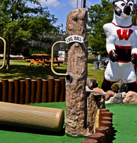 things to do in Madison Vitense golfland