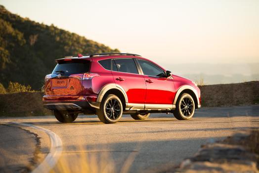 2018 Toyota RAV4 Adventure SUV 4x4 specs - chee7.com | New Car Models Photos and Videos