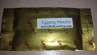 Make Green Tea Lattes at Home- Eggnog Green Tea Matcha Latte Review