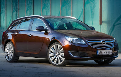 Το Opel Insignia 1.6 CDTI απέσπασε το πρώτο βραβείο στην κατηγορία μεσαίων οχημάτων σαν νικητής στον τομέα 'value-for-money'