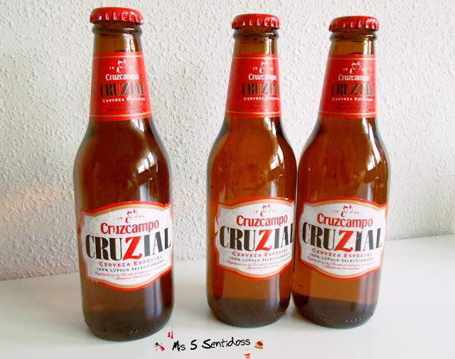 Cruzcampo Cruzial