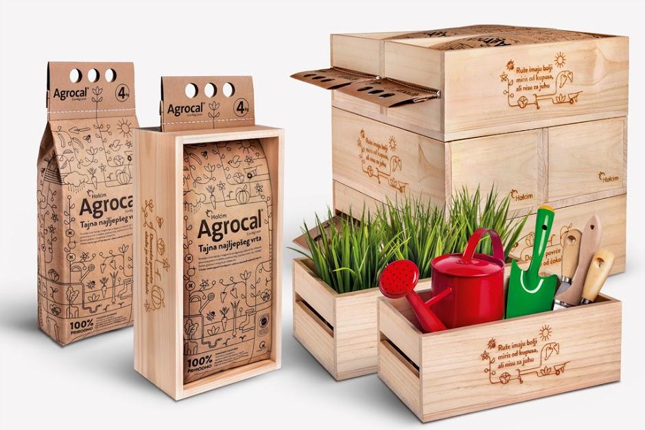 Thiết kế bao bì sản phẩm đẹp Agrocal