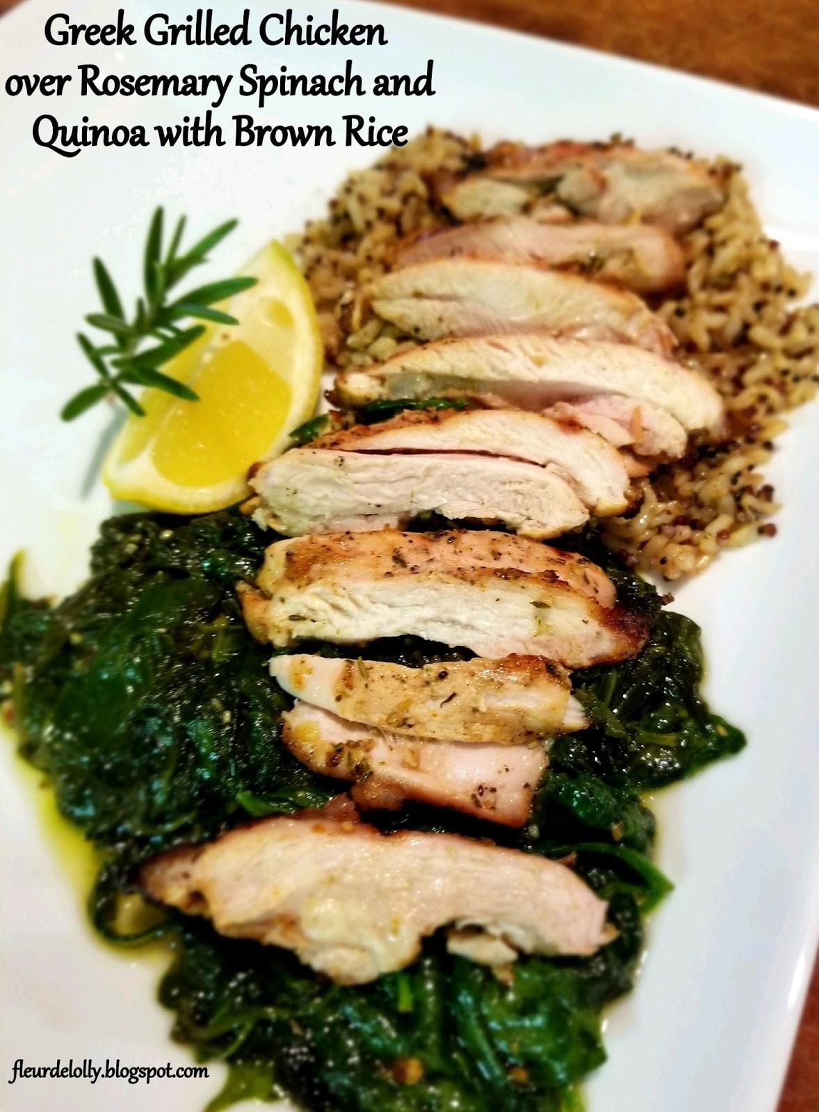 Greek Chicken Sauté recommend