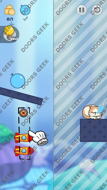 Hello Cats Level 75 Solution, Cheats, Walkthrough 3 Stars for Android and iOS