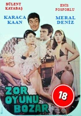 Azgın Bakireler 1975  Dilber Ay ve Türk Seks Yıldızları