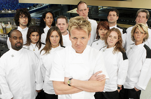 Hell's Kitchen Season 2 Contestants