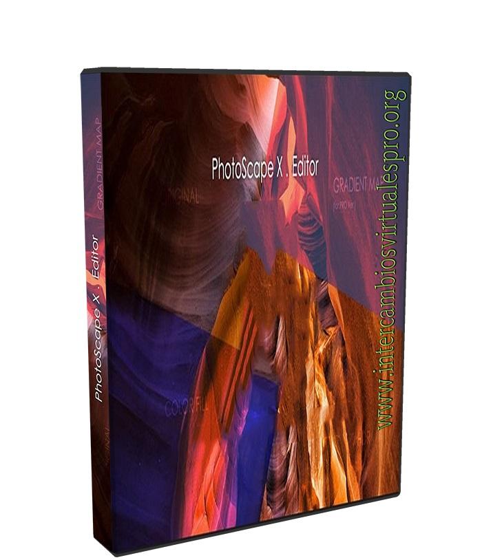 PhotoScape X Pro 2.4.1 poster box cover