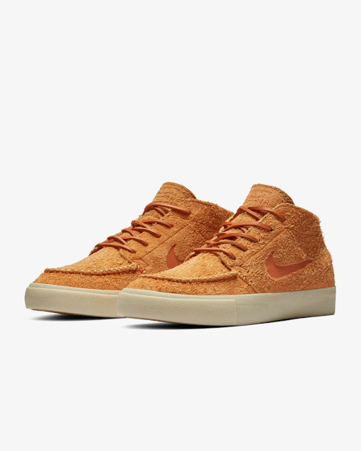 cheap for discount 72167 5111c Here we have a piece of interest for you, its the  Nike SB Zoom Janoski Mid  RM Crafted Trainer in Cinder Orange  and its a bit of a Marmite shoe, ...