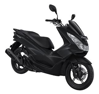 Honda PCX 150 terbaru 2016 hitam