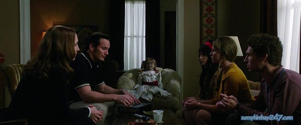 http://xemphimhay247.com - Xem phim hay 247 - Búp Bê Ma Ám 3: Ác Quỷ Trở Về (2019) - Annabelle 3: Comes Home (2019)