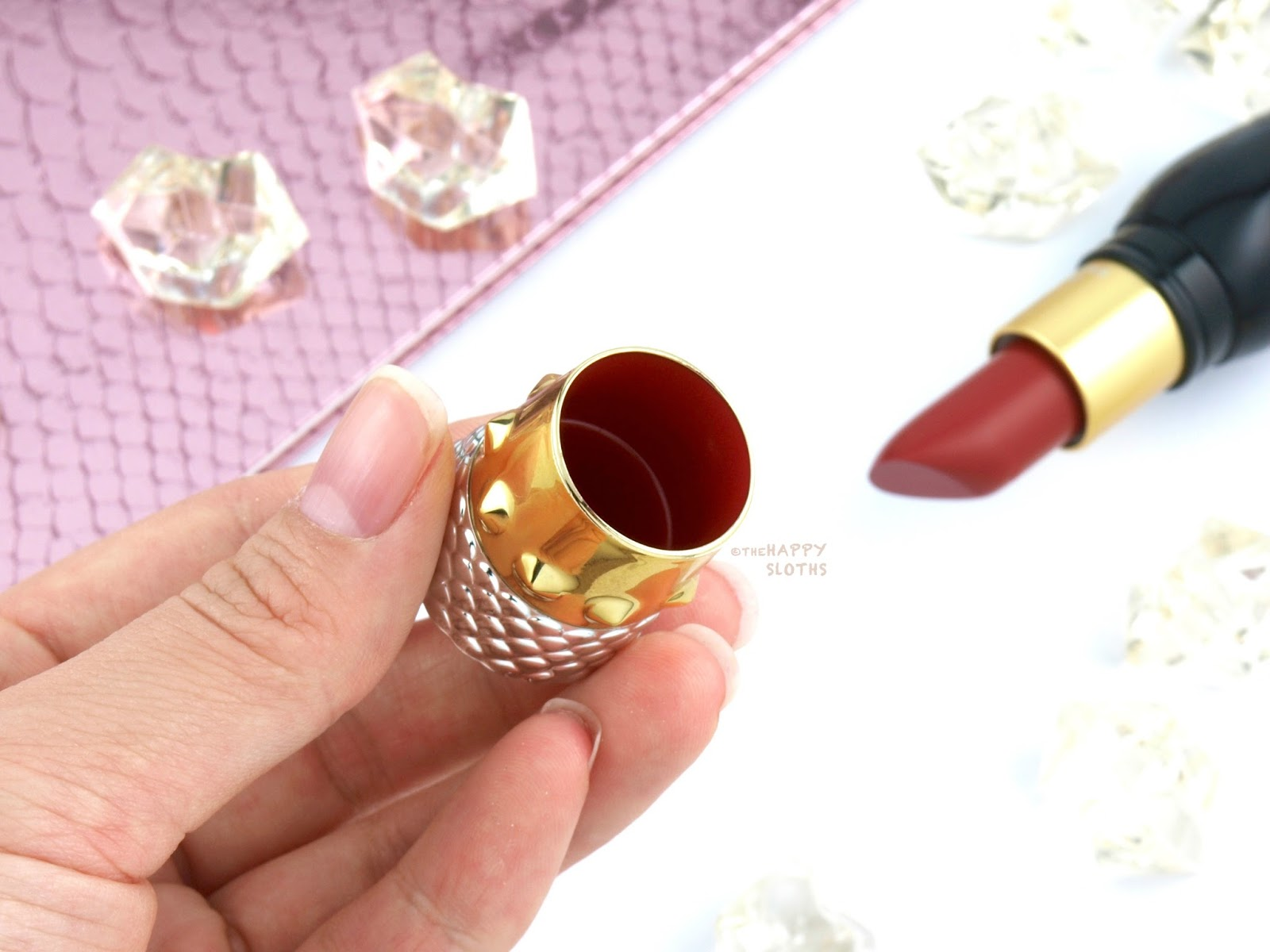 Christian Louboutin | Rouge Louboutin Silky Satin Lipstick: Review and Swatches