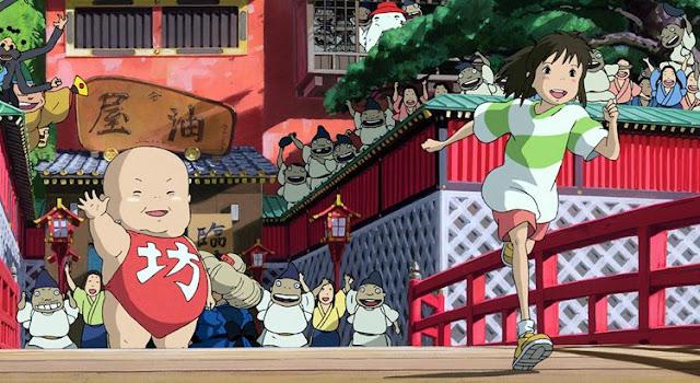 7 Rekomendasi Anime Yang Mirip Spirited Away (Sen to Chihiro no Kamikakushi) Terbaik