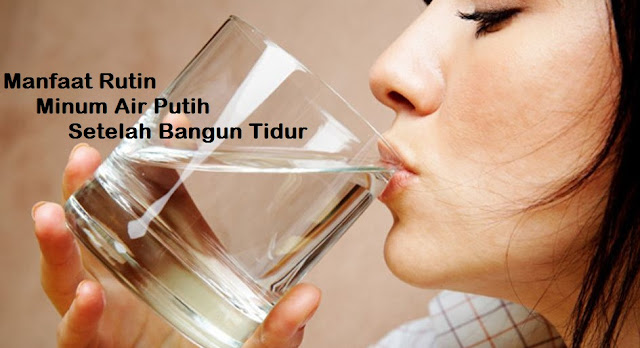 Manfaat Rutin Minum Air Putih Setelah Bangun Tidur Manfaat Rutin Minum Air Putih Setelah Bangun Tidur