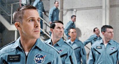 First man ou Ryan Gosling dans les pas de Neil Armstrong.
