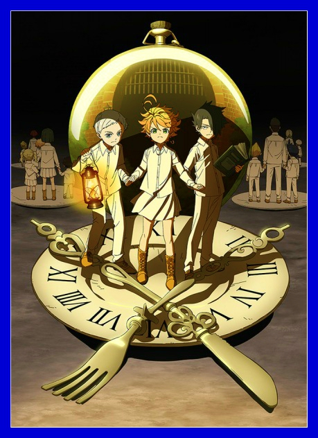 The Promised Neverland Anime 2019