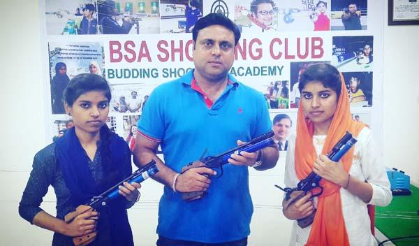 कैलाश और नाज़ ने प्री-यूपी स्टेट शूटिंग में जीता सोना, आरज़ू को कांस्य पदक