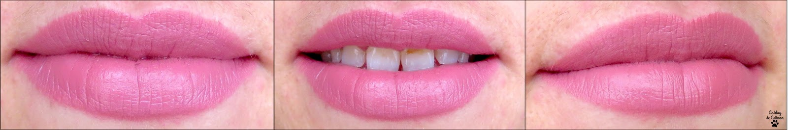 Semi Matte Lipstick - Golden Rose