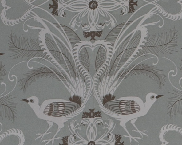 the delights of seeing art nouveau wallpaper art Elegant Kitchen Clocks shabby chic kitchen wall clocks