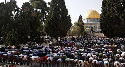 Jerusalém será capital do califado Islâmico diz o xeique Kamal al-Khatib