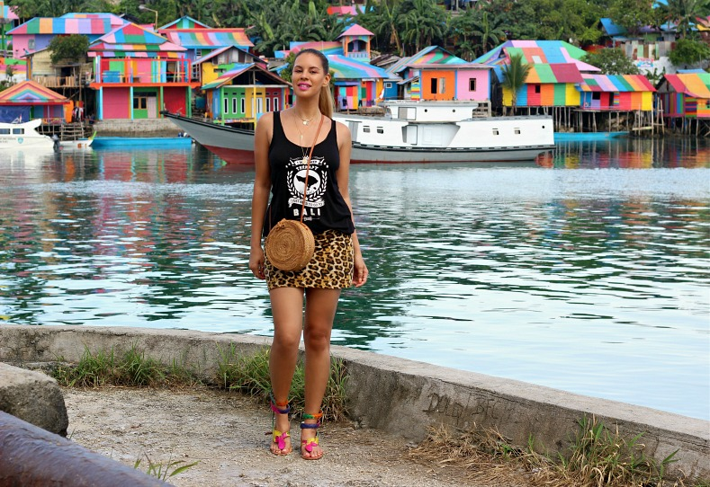 Tamara Chloé, Kei Islands, maluku, Tual, Rainbow Village, Bali bag