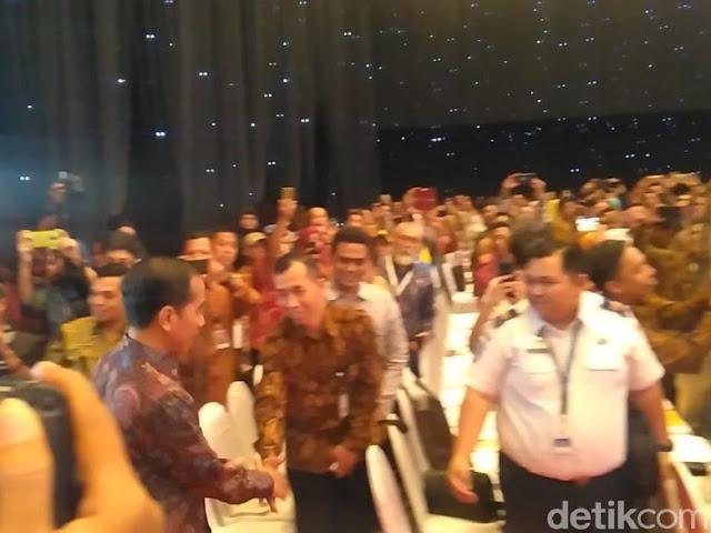 Di HPN 2019, Jokowi Raih Penghargaan Kemerdekaan Pers