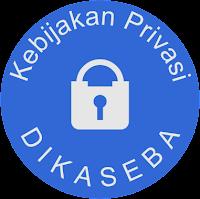 Kebijakan Privasi Dikaseba