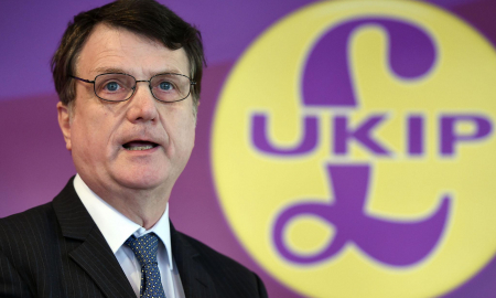 UKIP POSITION THEMSELVES IN THE POPULIST CENTER - BATTEN SPEECH A HIT AT CONFERENCE