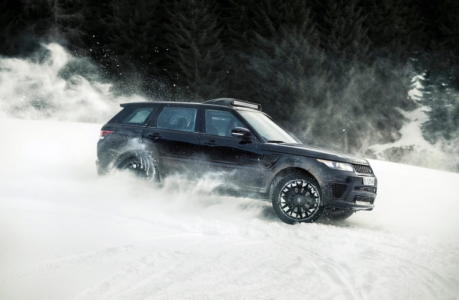 range rover sport svr 007 spectre