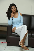 Anisha Ambrose Latest Pos Skirt at Fashion Designer Son of Ladies Tailor Movie Interview .COM 1185.JPG